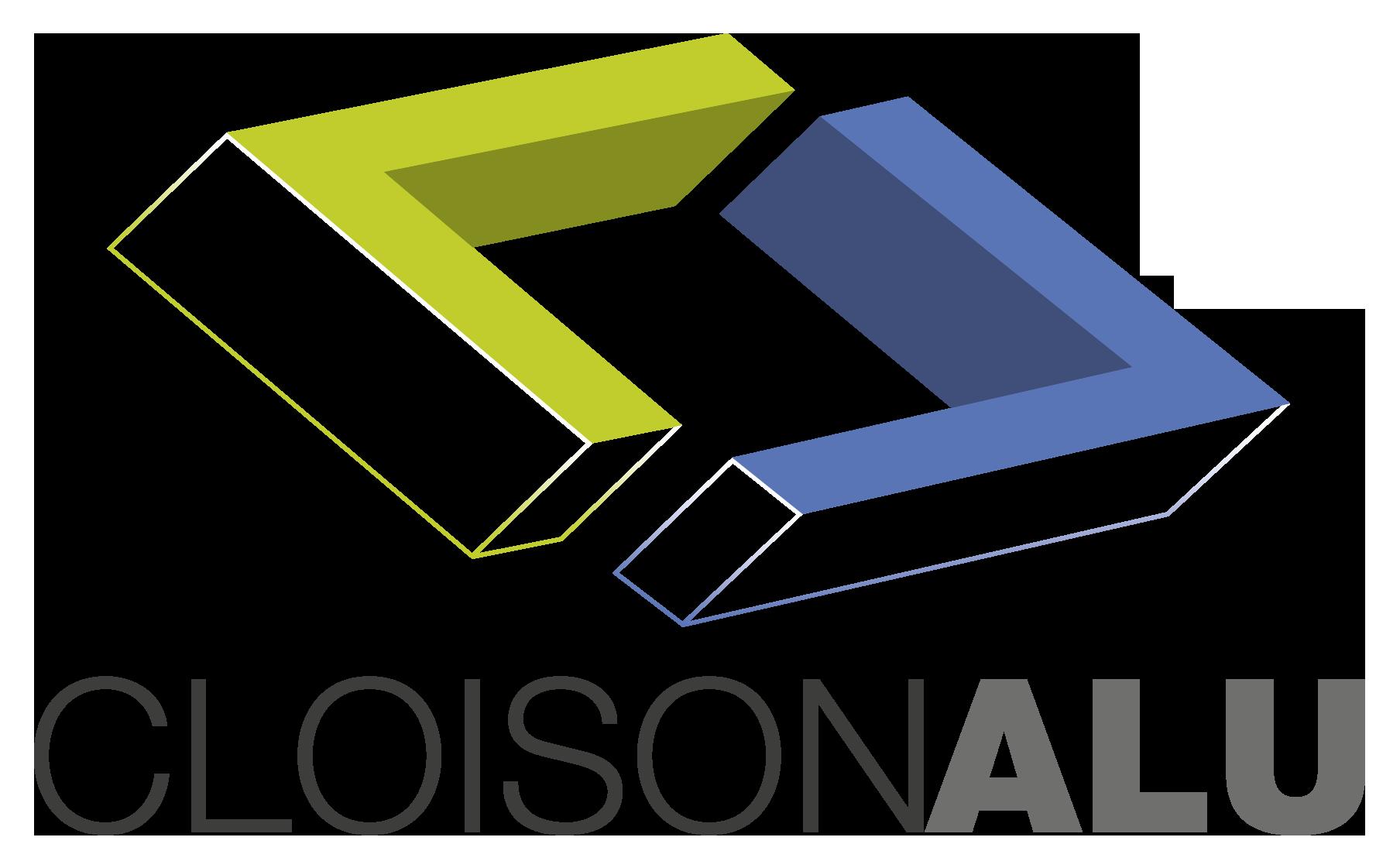 Logo CloisonAlu, cloison de bureau dans le Loiret.