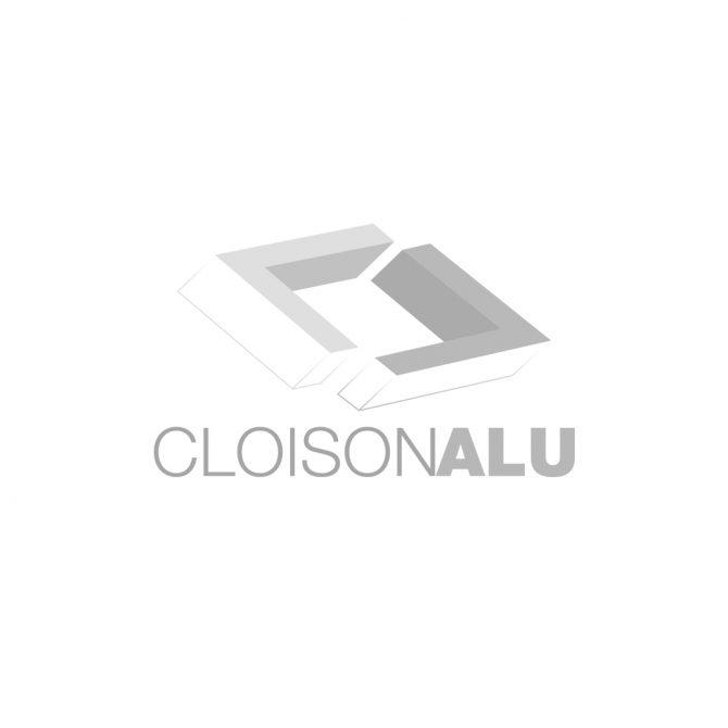 Cloison alu